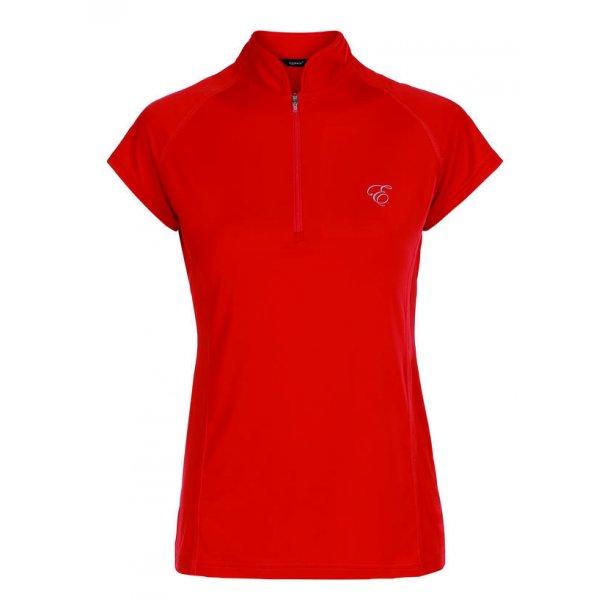 Eguipage Junior t-shirt Ottawa, rød