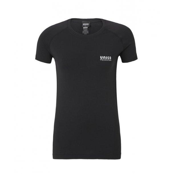 Unico Caroline T shirt, sort