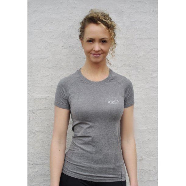 Unico Caroline T shirt, grå