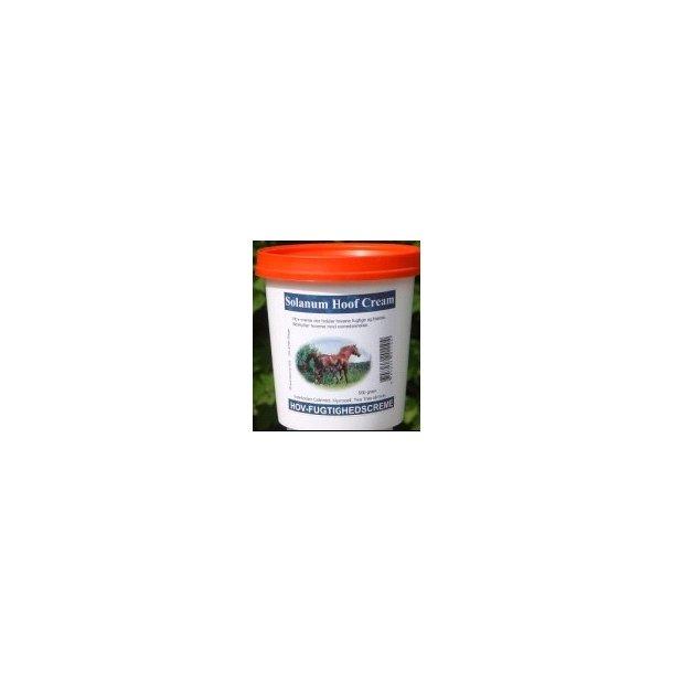 Solanum hoof cream.