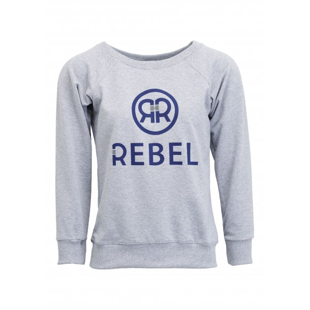 Rebel Stella - sweat-shirt, grå
