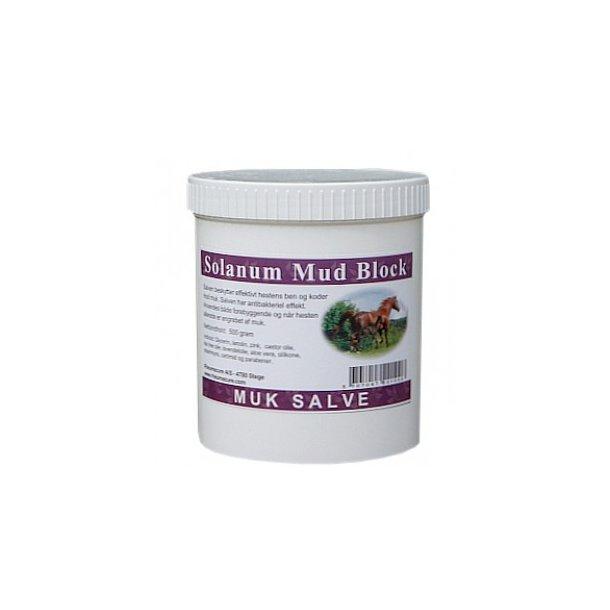 Solanum Mud Block